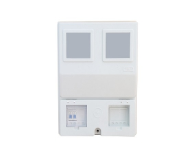 1,2,4,6 WATT-HOUR METER BOX -1P