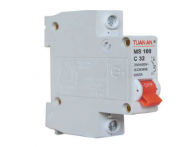 MINIATURE CIRCUIT BREAKERS (230 - 400V AC)