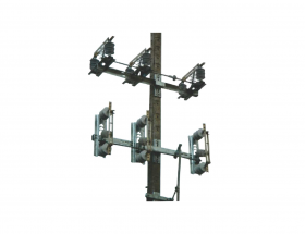 DAO isolation 3P- 24KV; 35KV - OUTDOOR - POLYMER