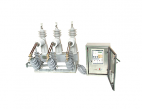 LOAD BREAK SWITCH 3P- 630A-24 KV; 35 KV OUTDOOR (EPOXY BUSHING)